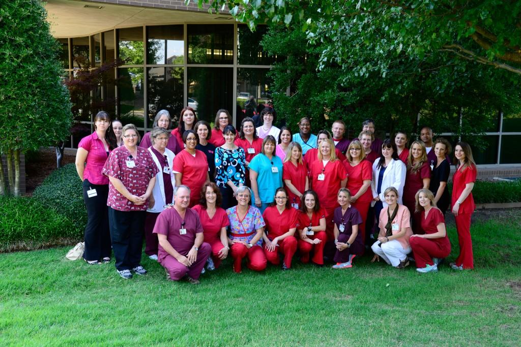 Little Rock Eye Clinic Staff